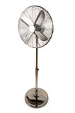 O ventilador elétrico isolou-se Fotos de Stock Royalty Free