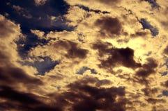 O vento. Imagem de Stock