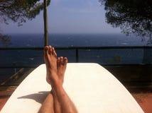 O verão relaxa imagem de stock royalty free
