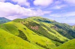 Montanha de Wugongshan Imagens de Stock Royalty Free