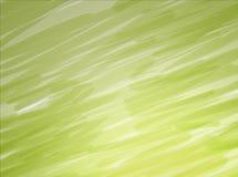 O verde afaga o fundo Foto de Stock