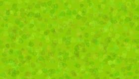 O verde colorido deixa a textura Foto de Stock