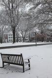 O verde, Dôvar histórica, Delaware fotografia de stock royalty free