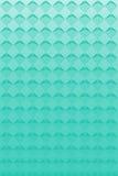 O verde sem emenda da hortelã esquadra - o teste padrão abstrato vertical tillable horizontalmente Imagens de Stock