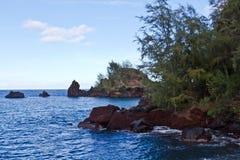 O vermelho balança Hanna Waterscape Foto de Stock