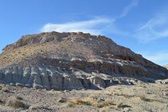 O vermelho balança a montanha Califórnia da rocha da garganta Fotos de Stock Royalty Free