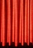 O vermelho drapeja Fotos de Stock