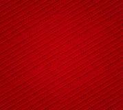 O vermelho rosqueia o fundo da textura Imagens de Stock
