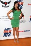 O Veronica de Mayra chega na 19a raça anual para apagar a gala do MS Fotografia de Stock Royalty Free