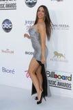 O Veronica de Mayra na música 2012 do quadro de avisos concede chegadas, Mgm Grand, Las Vegas, nanovolt 05-20-12 Imagens de Stock Royalty Free