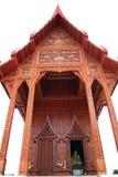 O vertical tailandês do teste padrão do templo Imagem de Stock Royalty Free