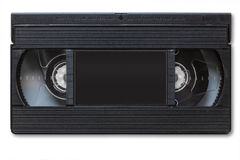 O VHS grava Imagens de Stock Royalty Free
