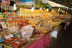 O viajante local do sfor da loja do produto Foto de Stock