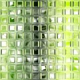 O vidro verde sem emenda telha a textura ilustração royalty free