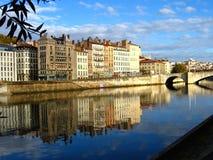 Lyon France Imagens de Stock Royalty Free
