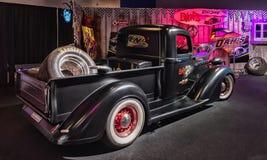 O vintage Dodge pegara (a zona do desempenho) Foto de Stock Royalty Free