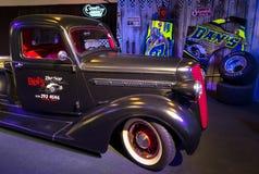 O vintage Dodge pegara (a zona do desempenho) Foto de Stock