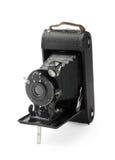 O vintage grita a câmera da foto Imagens de Stock