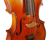 O violino fotografia de stock royalty free