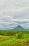 O vulcão de Arenal foto de stock royalty free
