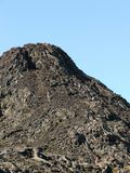 O vulcão de Pico fotos de stock royalty free