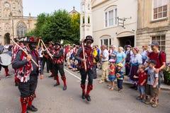 34o Warwick Folk Festival Imagem de Stock