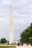 O Washington DC da alameda Foto de Stock