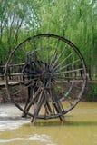 O waterwheel Foto de Stock Royalty Free