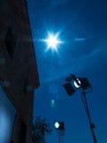 Oświetleniowe techniki IX Zdjęcie Royalty Free