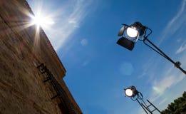 Oświetleniowe techniki VIII Zdjęcie Royalty Free