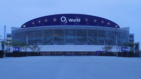 O2 World arena Berlin stock video