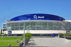 O2 world berlin Royalty Free Stock Images