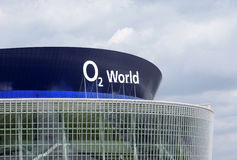 O2 World Berlin Stock Photography