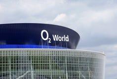 O2 World Berlin Stock Photography