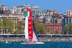 34o World series 2013 do copo de América em Nápoles Imagens de Stock Royalty Free
