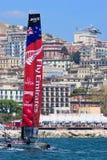 34o World series 2013 do copo de América em Nápoles Foto de Stock