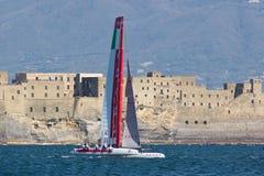 34o World series 2013 do copo de América em Nápoles Imagem de Stock Royalty Free