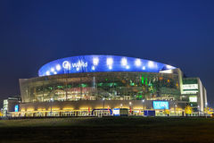 O2 World stadium in Berlin, Germany Stock Photos