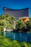 O Wynn, Las Vegas Fotografia de Stock
