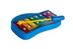 O xilofone para a criança Imagens de Stock