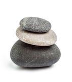 O zen apedreja o conceito do balanço Fotografia de Stock Royalty Free