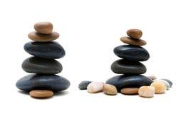 o zen gosta de pedras Imagem de Stock Royalty Free