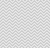 O ziguezague alinha o teste padrão sem emenda Vetor Fotografia de Stock Royalty Free