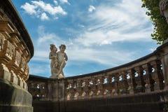 O Zwinger, Dresden Fotos de Stock Royalty Free