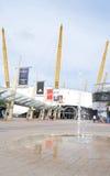 O2ий арены Стоковая Фотография RF