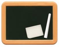 O2ий s ребенка chalkboard миниое Стоковое Фото