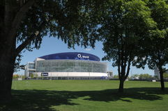 O2 aena in Berlin Stock Images