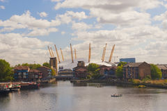 O2 Arena royalty free stock photography