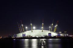 O2 Arena - Millenium Dome Royalty Free Stock Images