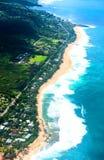 Oahu ö, hawaii Royaltyfri Bild